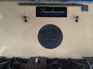 Restaurant Sandmann Logo